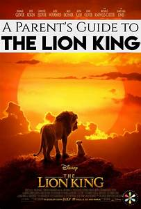 The Lion King 2019 Parents Guide  Is It Kid Friendly