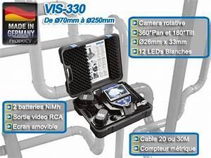 Camera D Inspection De Canalisation : camera d 39 inspection de canalisation ~ Melissatoandfro.com Idées de Décoration
