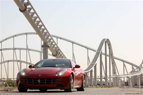 The experience was short, but sweet. F1: Ferrari's Formula Rossa World's Fastest Roller Coaster at 150mph (VIDEO + PHOTOS) - Racing News