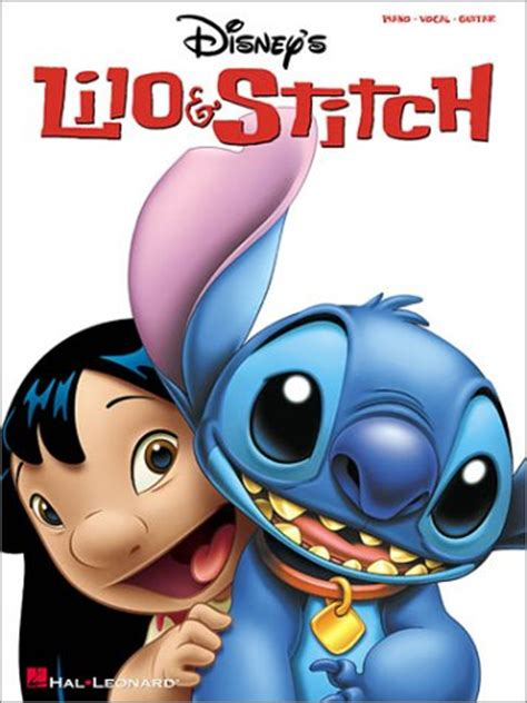 lilo  stitch song book  elvis presley reviews