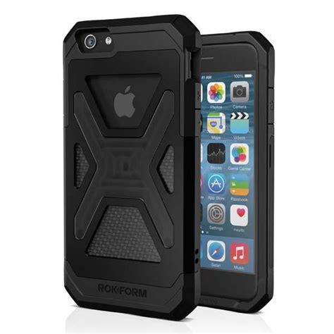 rokform iphone 6 rokform mountable aluminum iphone 6 gadgetsin