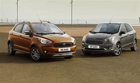 ford ka 2018 ford ka 2018 new range and active crossover price specs and engines revealed express co uk