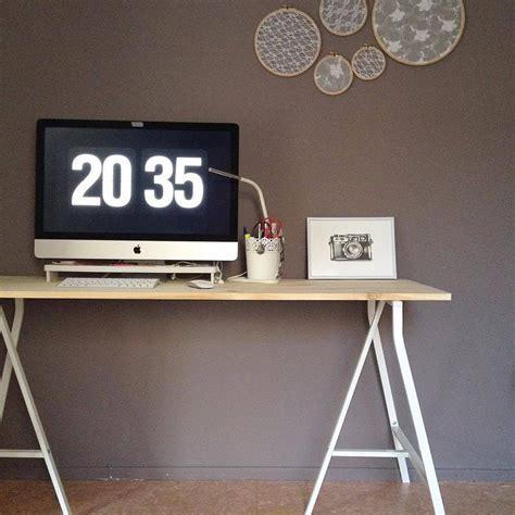 le ikea bureau le bureau presque parfait bidouilles ikea