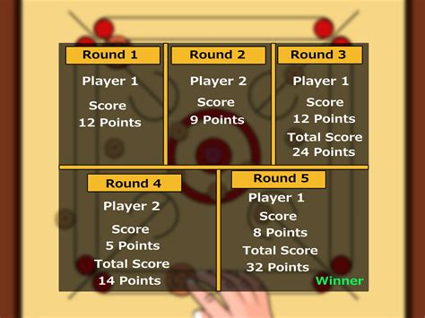 play carrom  beginners  steps  pictures