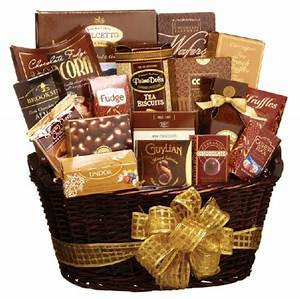 Amazing chocolate t baskets for Your own home