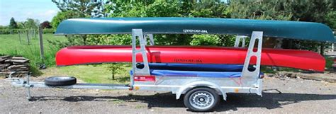 kayak  canoe trailers