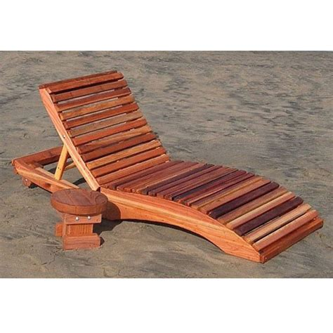 wood chaise lounge outdoor redwood outdoor 39 s single chaise lounge chair