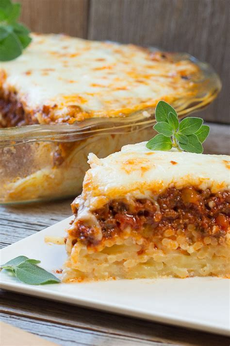 spaghetti pie with cottage cheese baked spaghetti pie and the kitchen