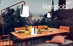 Fermob Salon De Jardin : fermob salon de jardin fermob design made in design ~ Teatrodelosmanantiales.com Idées de Décoration