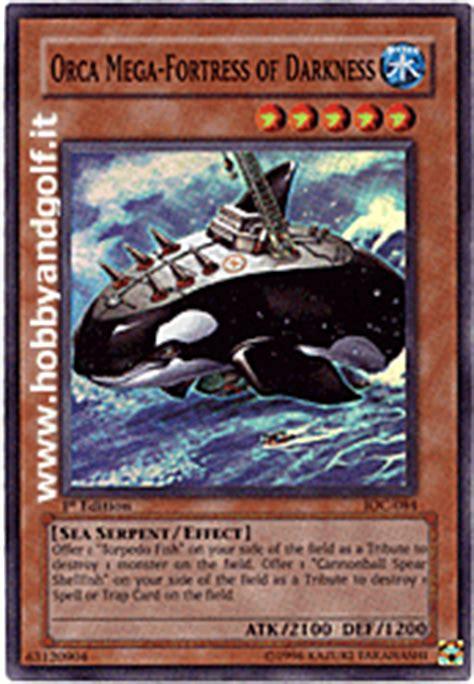 mako tsunami starter deck frontini e commerce yu gi oh carte singole ioc