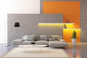 Decoration Mur Interieur : cuisine decoration tendance couleur deco tendance couleur deco mur couleur interieur maison ~ Teatrodelosmanantiales.com Idées de Décoration
