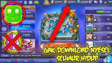 Cara Hack Dan Cheat Mobile Legend Mobile Legends Mod Menu Apk