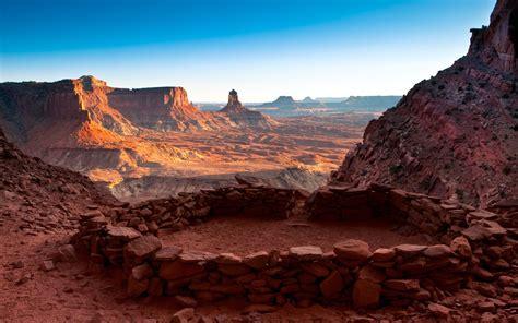 False Kiva  Canyonlands National Park Utah Full Hd