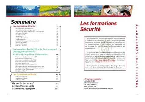 bureau veritas maroc catalogue 2014 bureau veritas maroc academy