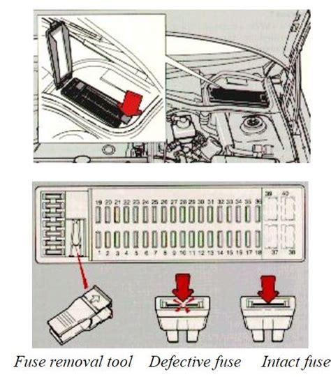 Volvo 850 Fuse Box Location by Volvo 850 1997 Fuse Box Diagram Auto Genius