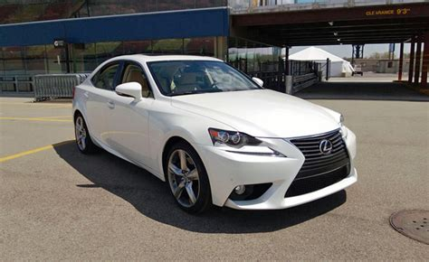 2014 Lexus Is 250 Review: Car Reviews