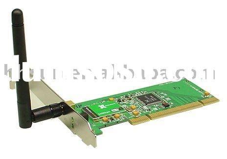 Download Harris Intersil Prism 80211 G Wireless Adapter