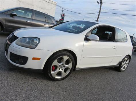 2008 Volkswagen Gti Turbo by 2008 Used Volkswagen Golf Gti Gti Turbo At Contact Us