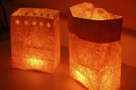 how to make a holiday luminary the fun times guide to
