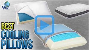 top 10 cooling pillows of 2018 video review With cooling pillows that work