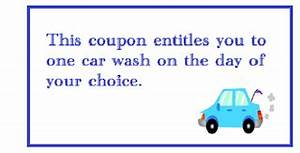 scrapmuch tutorial wednesday dad39s day coupon book With car wash coupon template