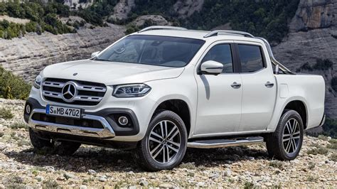mercedes  class  luxury pickup truck youtube