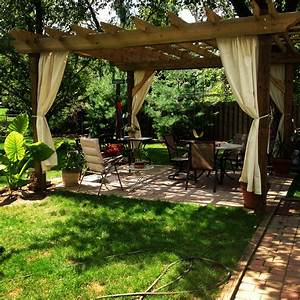 Tips To Building Your Own Beautiful Pergola! - Old World