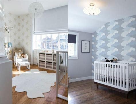 Babyzimmer Gestalten Wandtattoos by Babyzimmer Gestalten Geschlechtsneutral Sterne Wolken