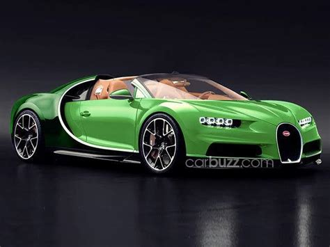 Drop Top Bugatti by The Bugatti Chiron Convertible Is Coming But Should It