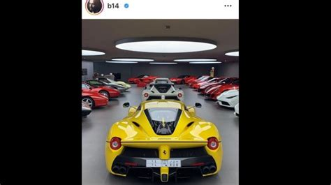 Wah, Pangeran Arab Saudi Badr Bin Saud Boyong Bugatti Rp ...