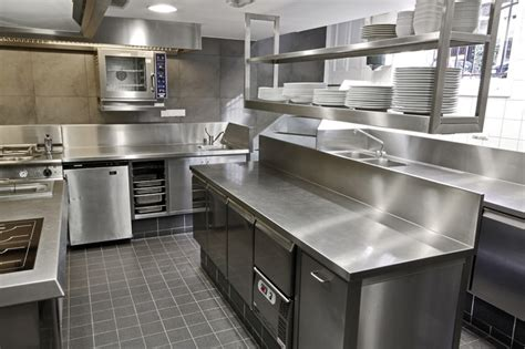 Restaurant Kitchen Layout Ideas by 7 Best Mobiliario De Cocina Industrial Gamadecor Images On