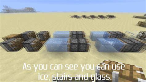 Minecraft Boat Piston by Minecraft Tut Fastest Piston Travelling System