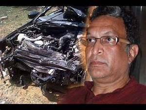 Actor Nassar Son Faizal Met With Major Accident Nasser ...