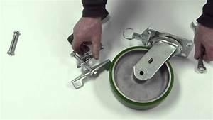 Spanco Top Lock Brake Kit Instructions