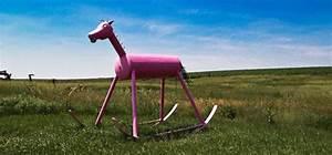 Cheval A Bascule Rose : cheval bascule artisanal original et historique ~ Teatrodelosmanantiales.com Idées de Décoration