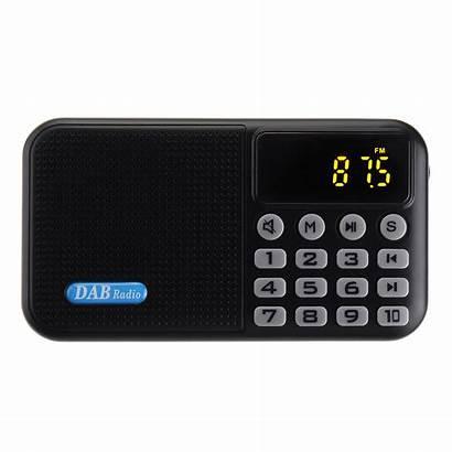 Dab Radio Portable Mp3 Usb Digital Player