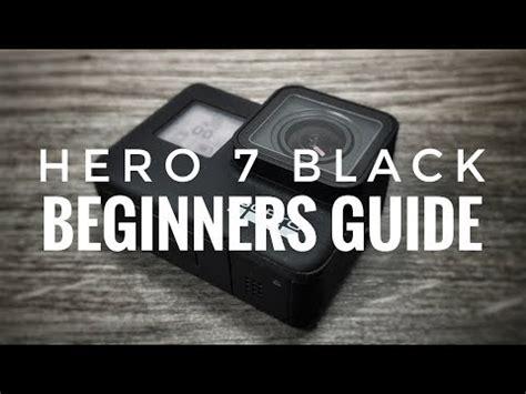 gopro hero  black tutorial    started doovi