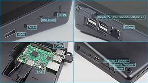 Raspberry Pi Dab : raspad raspberry pi tablet for your creative projects by ~ Kayakingforconservation.com Haus und Dekorationen