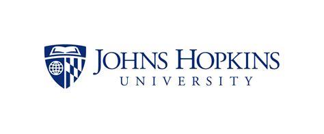 Resultado de imagen de logo de la  Universidad Johns Hopkins