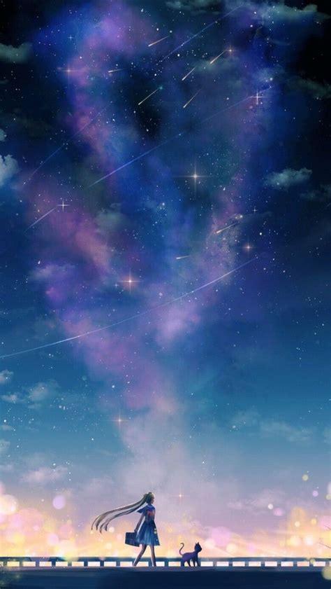 Anime Moon Wallpaper - lunar space galaxy wallpapers 46 wallpapers wallpapers 4k