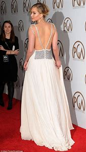 Jennifer Lawrence Award Dress