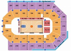 Citizens Business Bank Arena Seating Chart