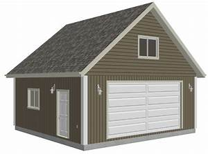 gor 10 x 24 shed plans With 24x24 garage material list