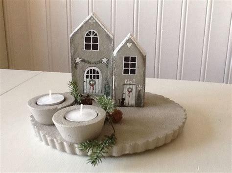 Basteln Mit Beton Zu Weihnachten by Pin Nancy Jones Auf Concrete Crafts Beton Deko