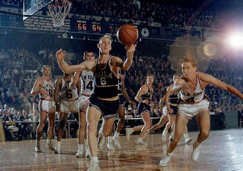 neil johnston pro hoops history
