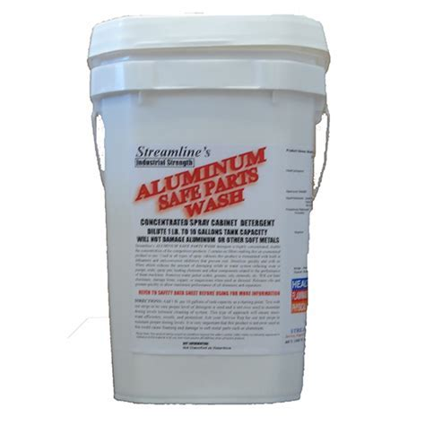 Powdered Parts Cleaner   Streamline Supply, Inc.