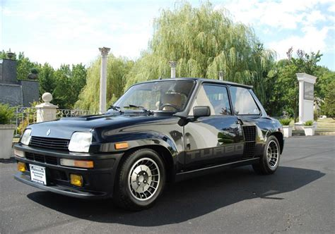 renault hatchback from the 1980s hatch heaven 187 renault r5 tl turbo ii series 1 1980