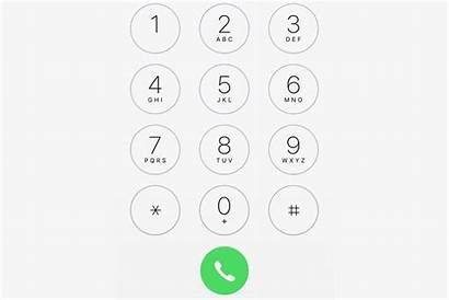 Phone Keypad Iphone Calling Wi Fi Assist