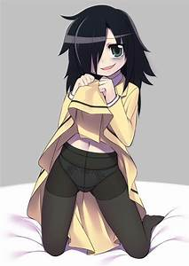 Tomoko from watamote   Anime!!!   Pinterest   Otaku, Manga ...