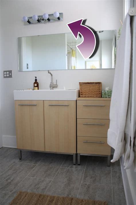 updating  dated fixture   modern bathroom merrypad